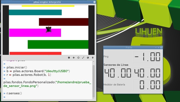 Está disponible la primer versión del simulador del Multiplo N6