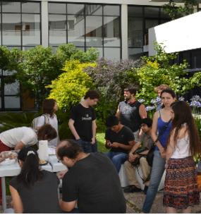 Primer Encuentro de estudiantes extensionistas en el Día Internacional del Voluntariado id
