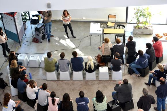 Se realizó el 2do Encuentro de Extensionistas en la Facultad de Informática