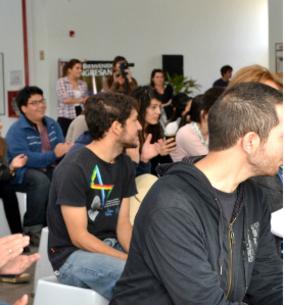 Se realizó el 2do Encuentro de Extensionistas en la Facultad de Informática id