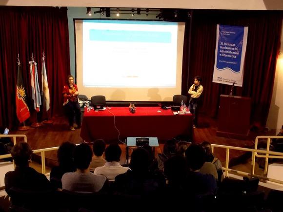 XI Jornadas Nacionales de Administración e Informática